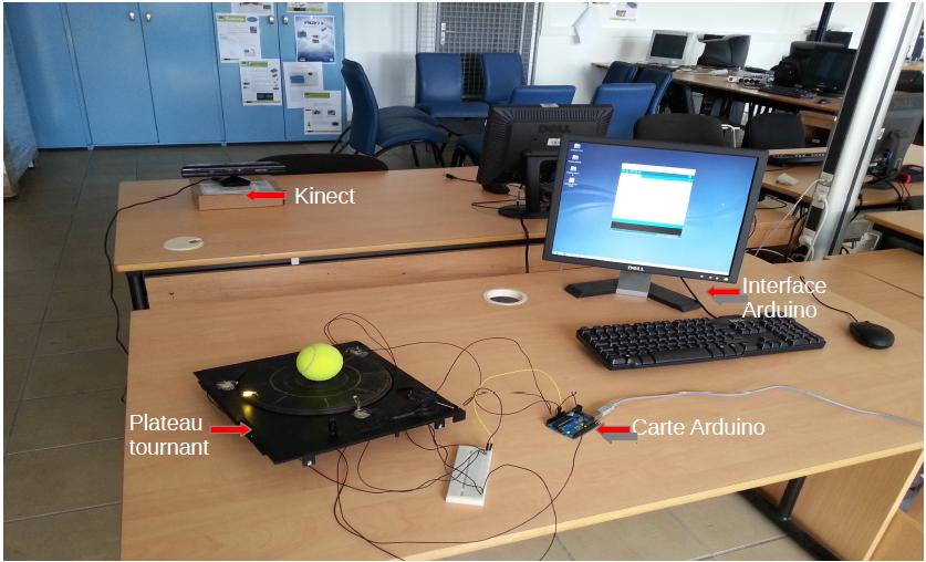 Relativ Scanner 3D Kinect | Téléfab AM39