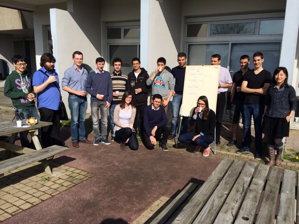Startup day avril 2014