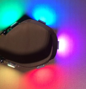 Étoiles : LEDs