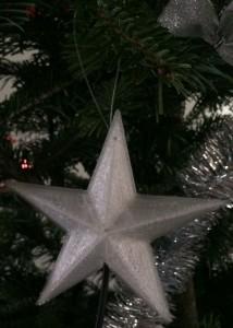 Étoiles : une étoile dans le sapin