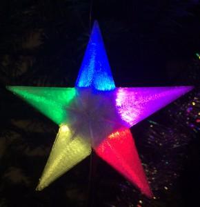 Étoiles : une de nuit