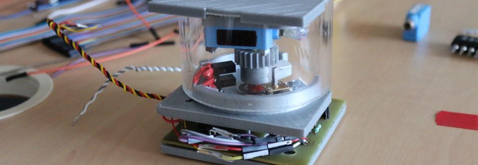 Projet 66 – Détection à 360° de balises réfléchissantes