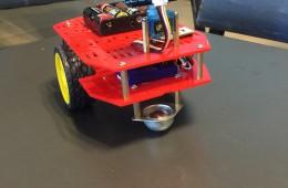 Projet 37 : Robot pilotable par Smartphone.