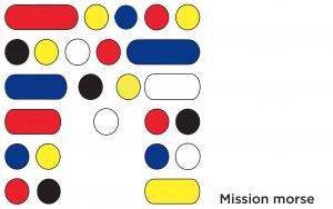 logo mission morse