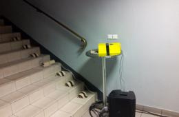 Projet développement: L'escalier musical
