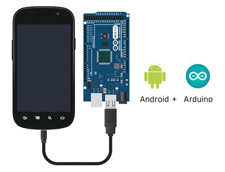 How to : connecter un arduino et un téléphone Android