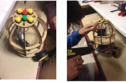 Développement d'un robot pour apprendre à programmer