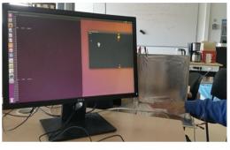 Détection de mouvement 3D appliquée à un jeu vidéo