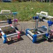 Réparation et remise en fonctionnement d'imprimantes 3D