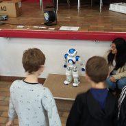 Robotique avec NAO pour la médiation scientifique.