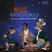 Nuit des chercheurs 2019