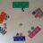 Création de supports pédagogiques : Baseball Multicolore/Crêpier Psychorigide