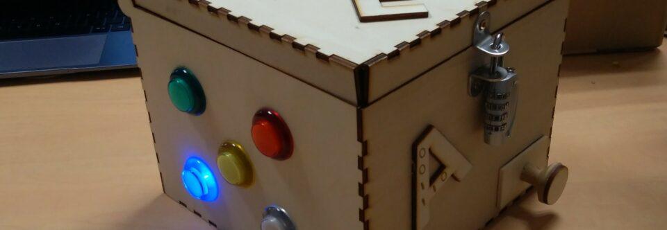 Réalisation d'une Puzzle Box